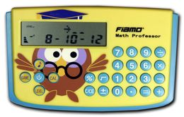 FIAMO Math Professor Lernrechner, multilingual