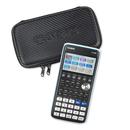 CASIO CSGRAPH-CASE-CB-BK Schutztasche im Carbon Design für Grafikrechner