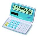 CASIO SL-100VC-BU Taschenrechner blau