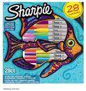 "PAPERMATE 2061125 Permament Marker SHARPIE Sonderedition ""Fish"""