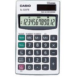 CASIO SL320TER Taschenrechner