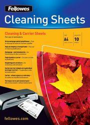 FELLOWES Reinigungs-/Schutzkartons für Laminierer 10er Pack