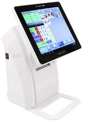 OLYMPIA Touch 200 Registrierkasse weiss für Handel und Gastro