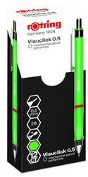 ROTRING 2089091 VISUCLICK Feinminenstift grün 0.5 2B