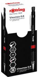 ROTRING 2089097 VISUMAX Feinminenstift schwarz 0.5 2B