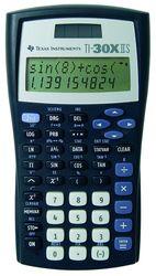 TI-30XIIS Rechner Solar+Batterie