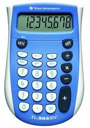 TI-503SV Lifestyle-Rechner